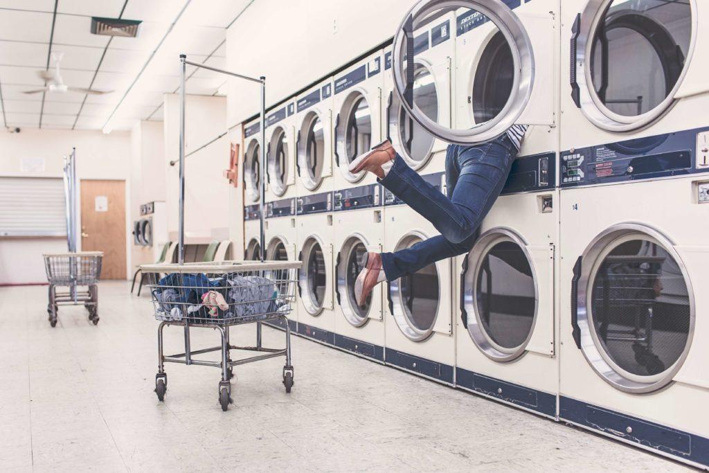 洗濯機とコインランドリーの年間費用を比較してみた