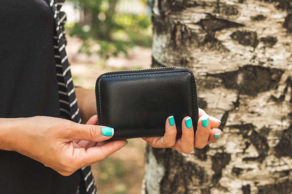 財布の中をキレイに整理するメリット